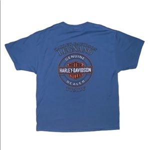 Harley Davidson Italy T shirt